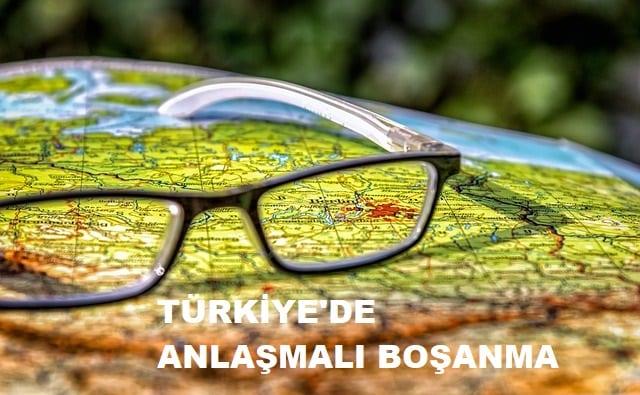 Türkiye'de Anlaşmalı Boşanma Avukatı