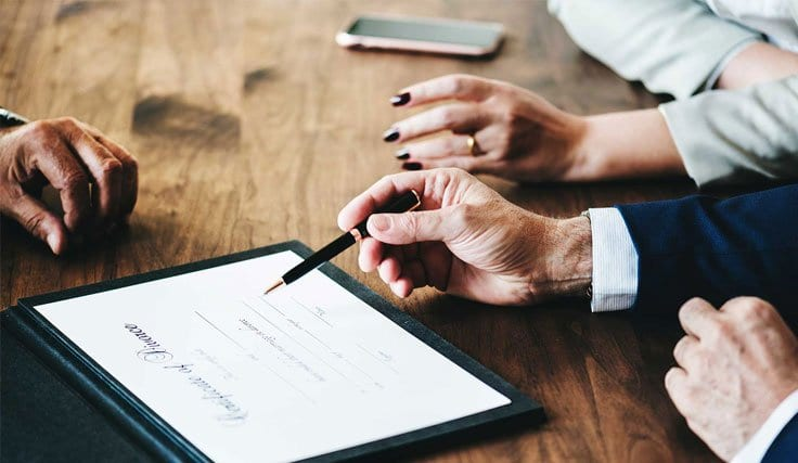 Anlaşmalı Boşanma Başvurusu Nasıl Yapılır?