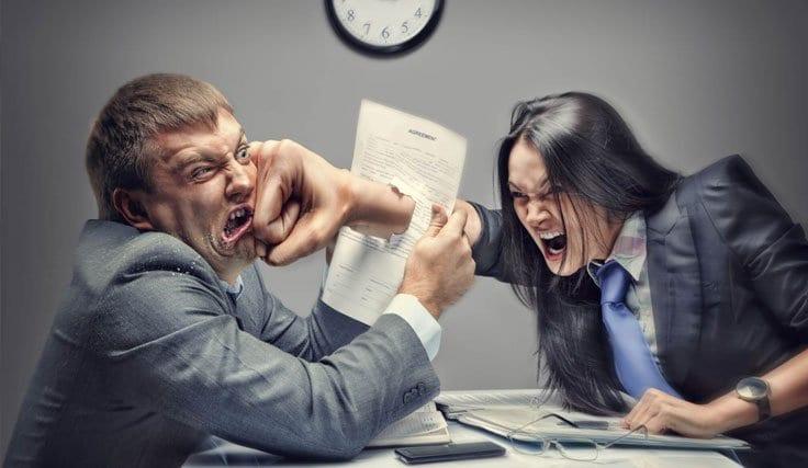 Eşin Ailesine Hakaret Boşanma