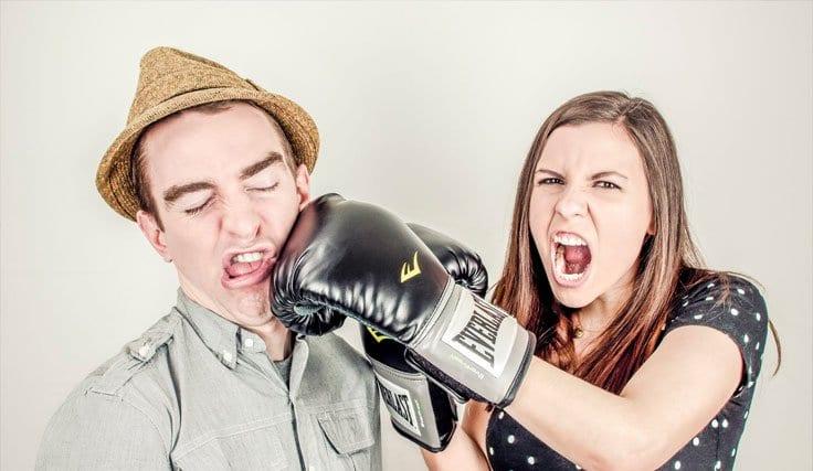 Evlilikte Baskı ve Şiddet Nedeniyle Boşanma