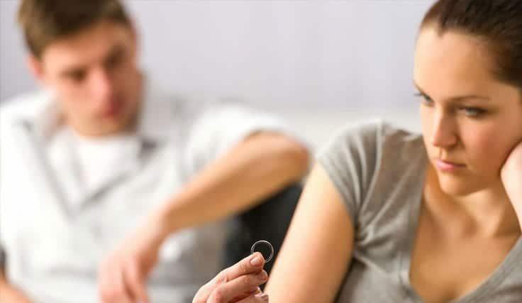 Güven Sarsıcı Davranış Nedeniyle Boşanma