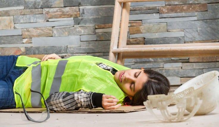 İş Kazası Nedeniyle Destekten Yoksun Kalma Tazminatı