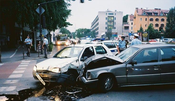 Maddi Hasarlı Trafik Kazası Tazminat