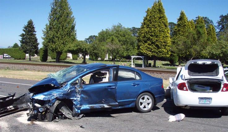 Trafik Kazası Nedeniyle Tazminat