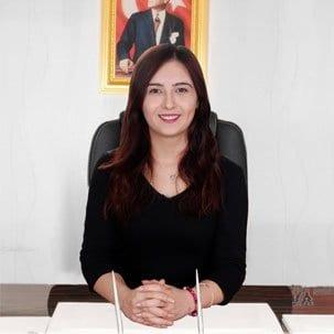 Stajyer Avukat Yağmur Beşir