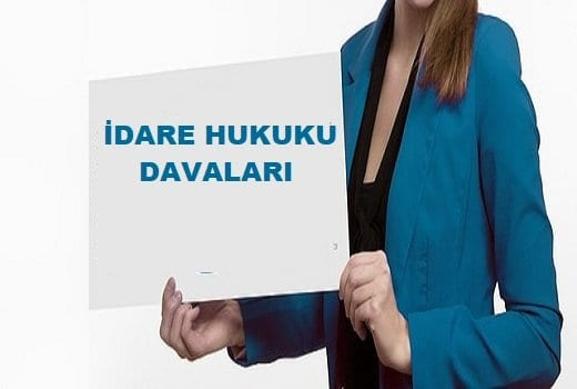 İdare Hukuku Avukatları Ankara