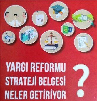 Yargı Reformu Strateji nedir