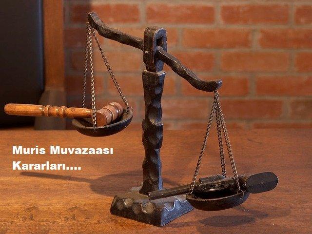 muris muvazaası kararları