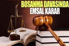 Yargıtay Boşanmada Eşe Hakaret Davasında Emsal Niteliğinde Karar Verdi!
