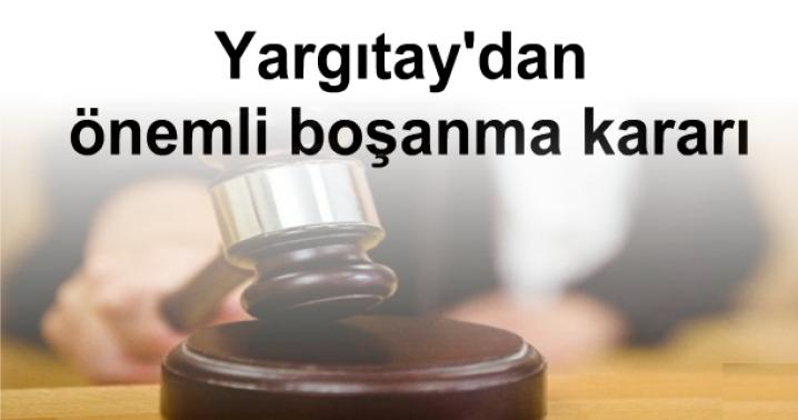 Yargıtay'dan Emsal Karar: Erkeğin Ailesinin Evliliğe Müdahalesine Sessiz Kalması Boşanma Sebebidir
