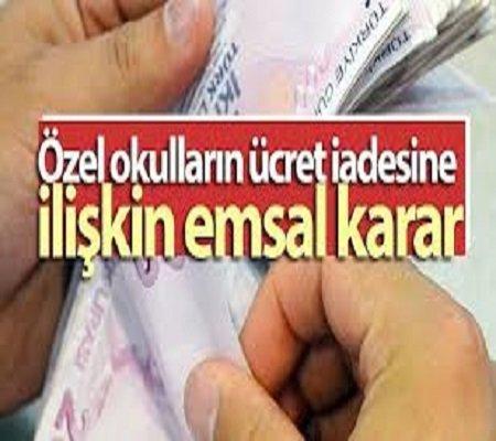Özel okullar ücret iadesi yapacak mı? Ankara'da tüketici hakem heyetinden emsal karar